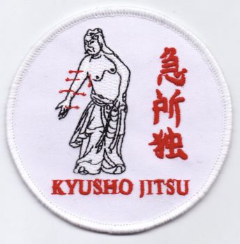 Patch Kyusho rond