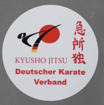 sticker Deutscher Karate Verband - Kopie