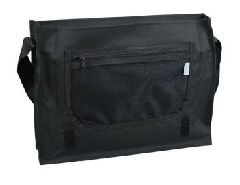 messenger bag with the logo of DKV