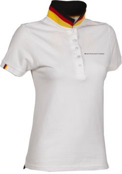 polo shirt Germany with embroidery