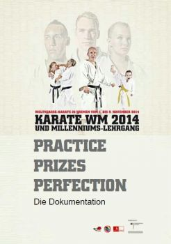 DVD Karate WM 2014 - Set