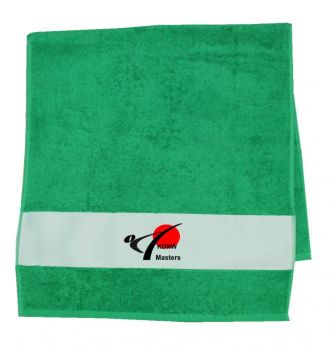 shower towel with Karate motive - Kopie - Kopie - Kopie - Kopie