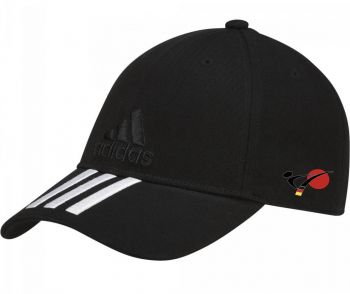 adidas cap with the logo of DKV