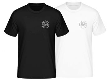t shirt sun karate - Kopie