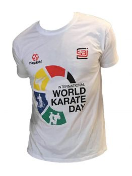 t-shirt World Karate Day 2017