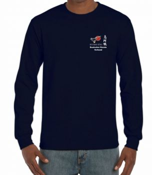 t shirt with the logo of DKV long sleeved - Kopie - Kopie