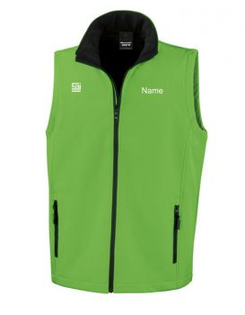 Soft Shell Body Warmer KDNW Masters