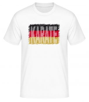DKV t-shirt with round german flag - Kopie - Kopie