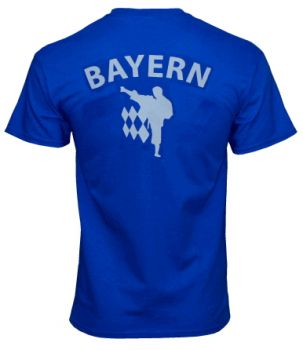 t shirt karate Bayern