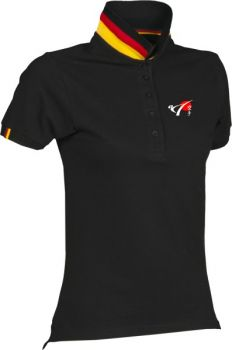polo shirt Germany for women with the logo of DKV