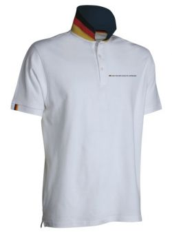 polo shirt with embroidery for men