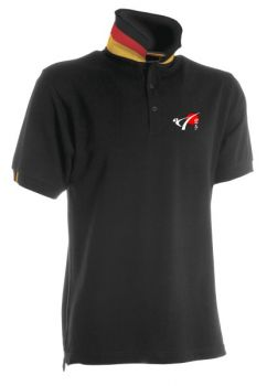 polo shirt Germany for men with the logo of DKV