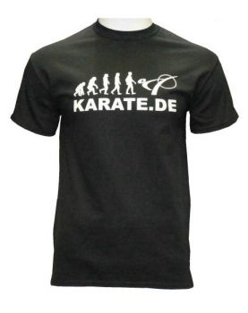 t shirt Evolution Karate.de