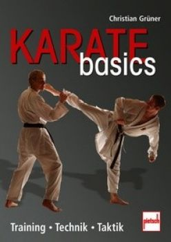 Buch KARATE basics; Training - Technik - Taktik