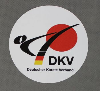 sticker Deutscher Karate Verband