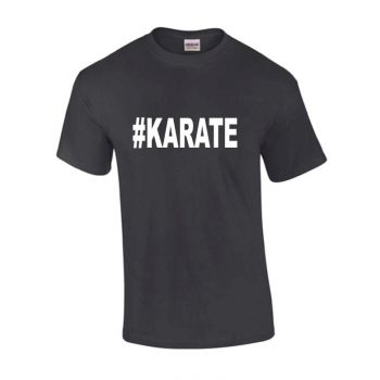t shirt Evolution Karate - Kopie - Kopie - Kopie