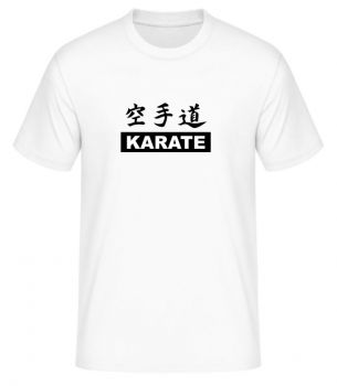 T-Shirt Karate Do