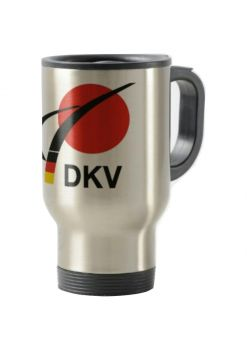Thermo  Becher To Go mit DKV Logo