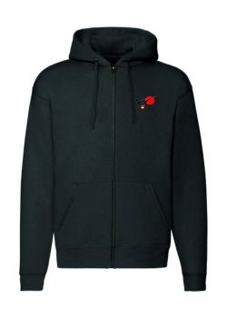 Zip Hoodie Sweatshirt DKV Deutscher Karate Verband