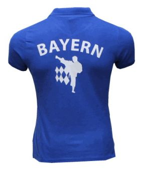 Polo-Shirt Karate Bayern