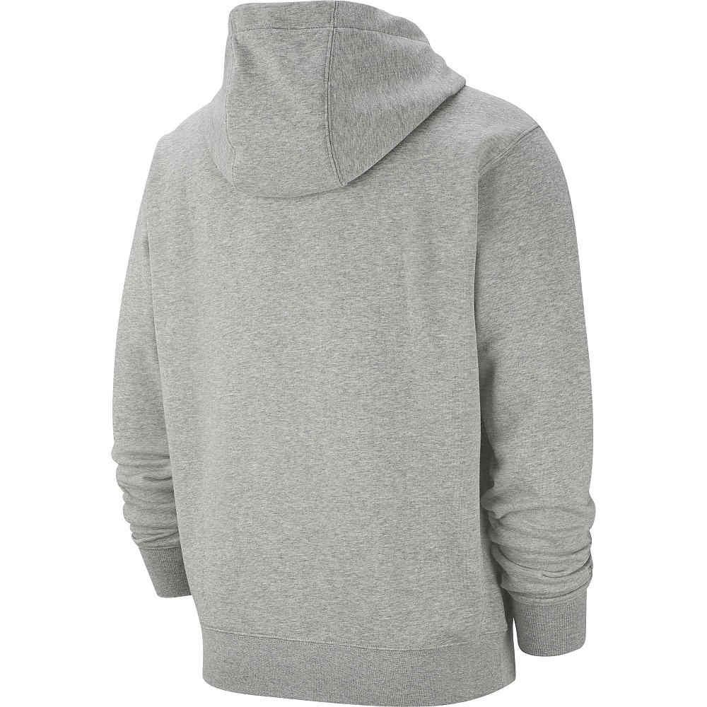 nike herren hoodie grau