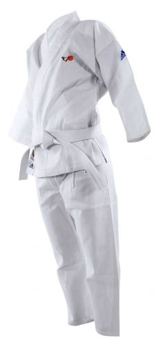 Hayashi karate suit Kumit De-Luxe with the logo of DKV - Kopie - Kopie - Kopie