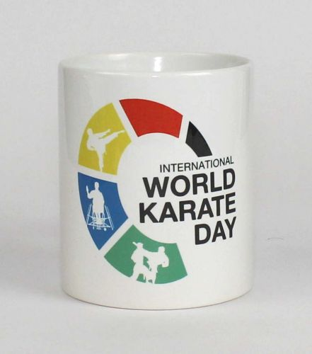 tasse World Karate Day 2017