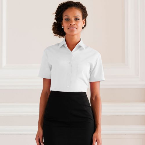 referee shirt for women with breast pocket