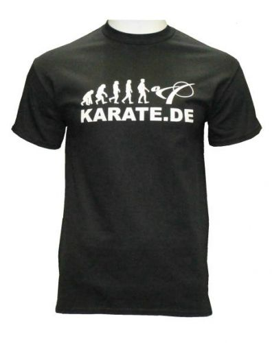 T-Shirt Evolution Karate