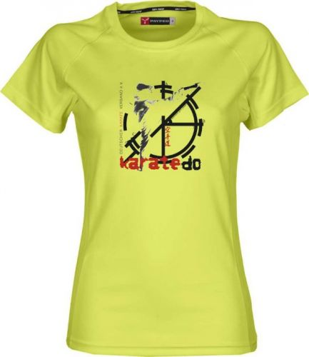 Women's functional shirt with print Mawashi Geri